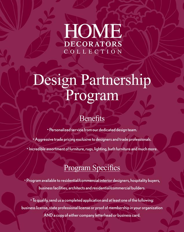 Home Decorators Collection Portfolio