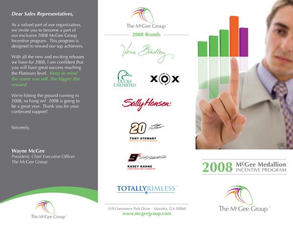 0e8b884271 THE MCGEE GROUP. Incentive Program Brochure